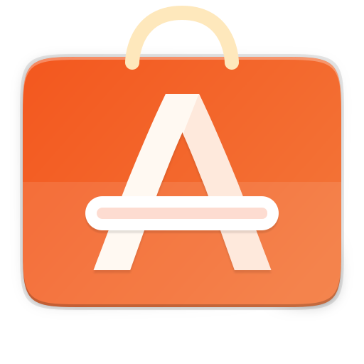 The Software Center icon